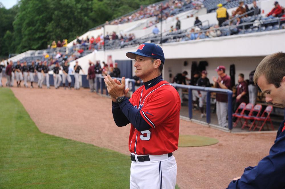 Coach Mike Bianco