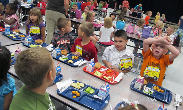 eating healthier in mississippi schools