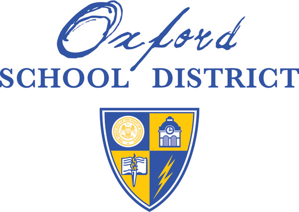 Oxford School District Officials Announce Class Schedule Information
