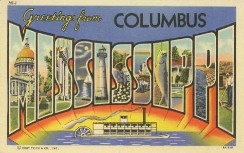Columbus MS