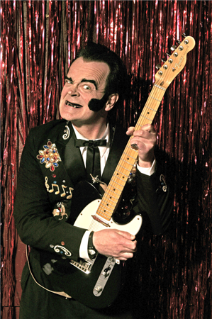 Unknown Hinson: He makes love like Drackler.