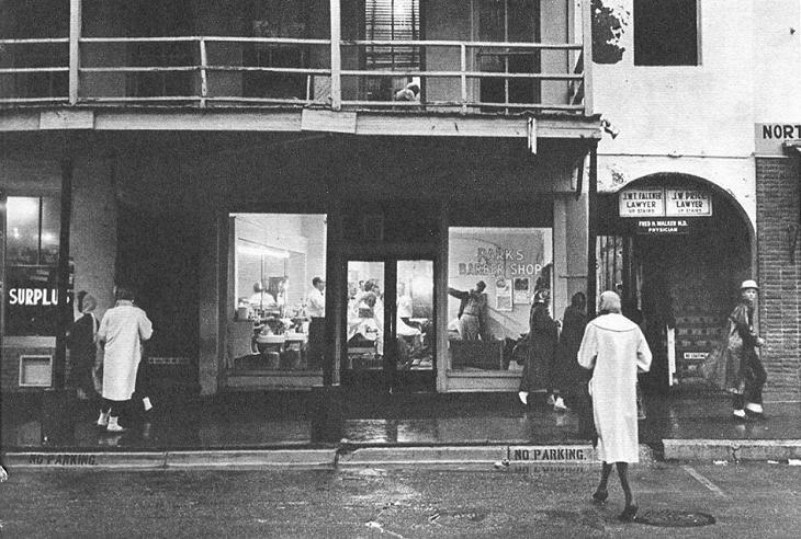 Barber Shop Henderson : Oxfords