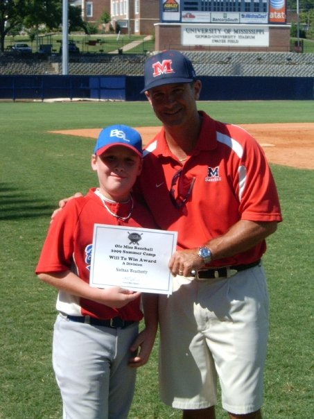Nathan and Coach Bianco