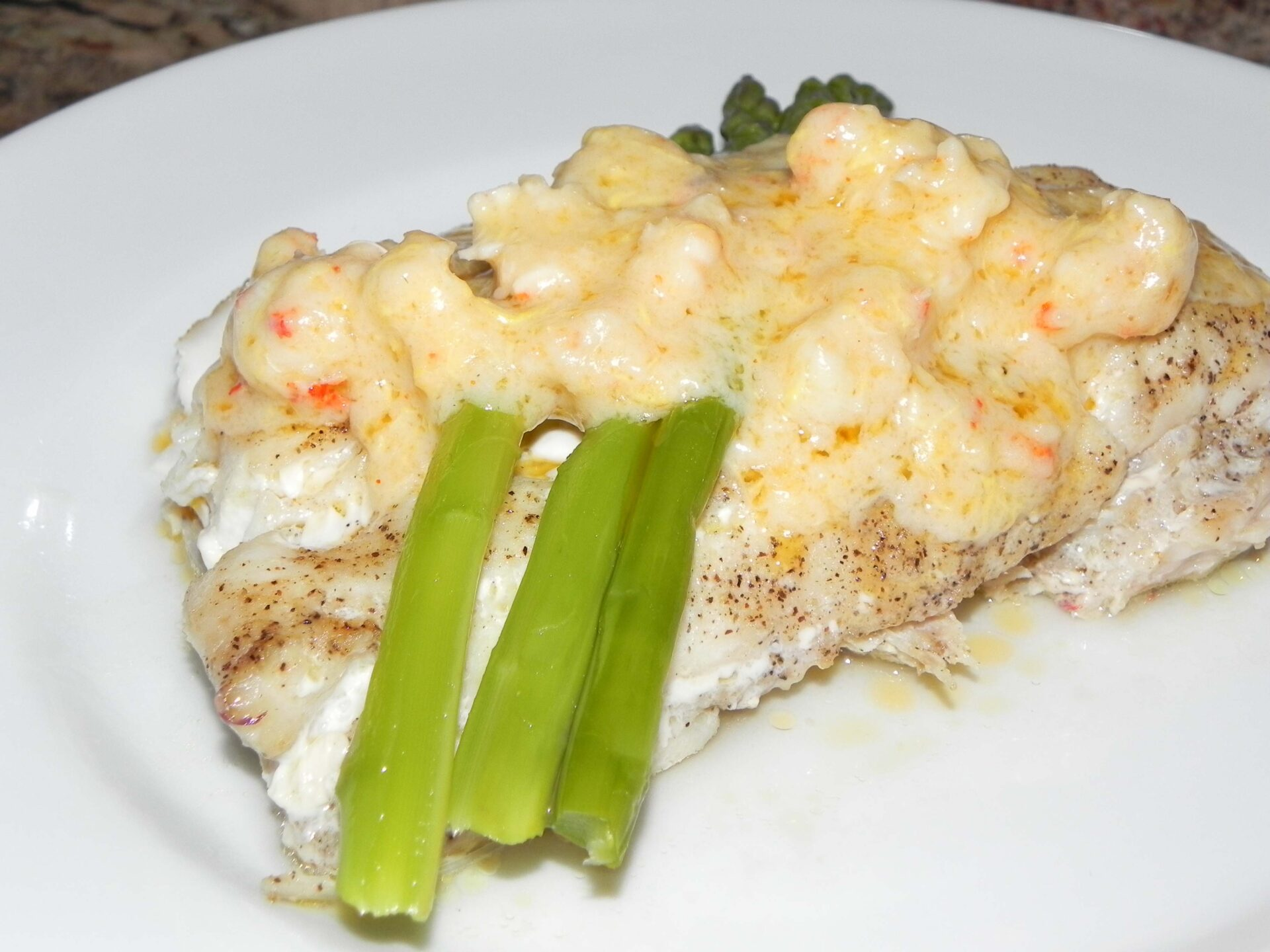 ... Southern: Baked Snapper With Crawfish Gravy and More - HottyToddy.com