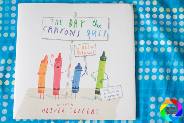 1 nyt bestseller the day the crayons quit on parade in oxford