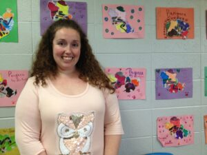 Sixth grade teacher Melissa Johnson believe that Common Core supports her natural teaching style.