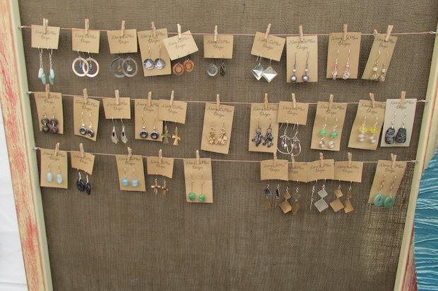 Earrings by Nancy LaPlace Designs