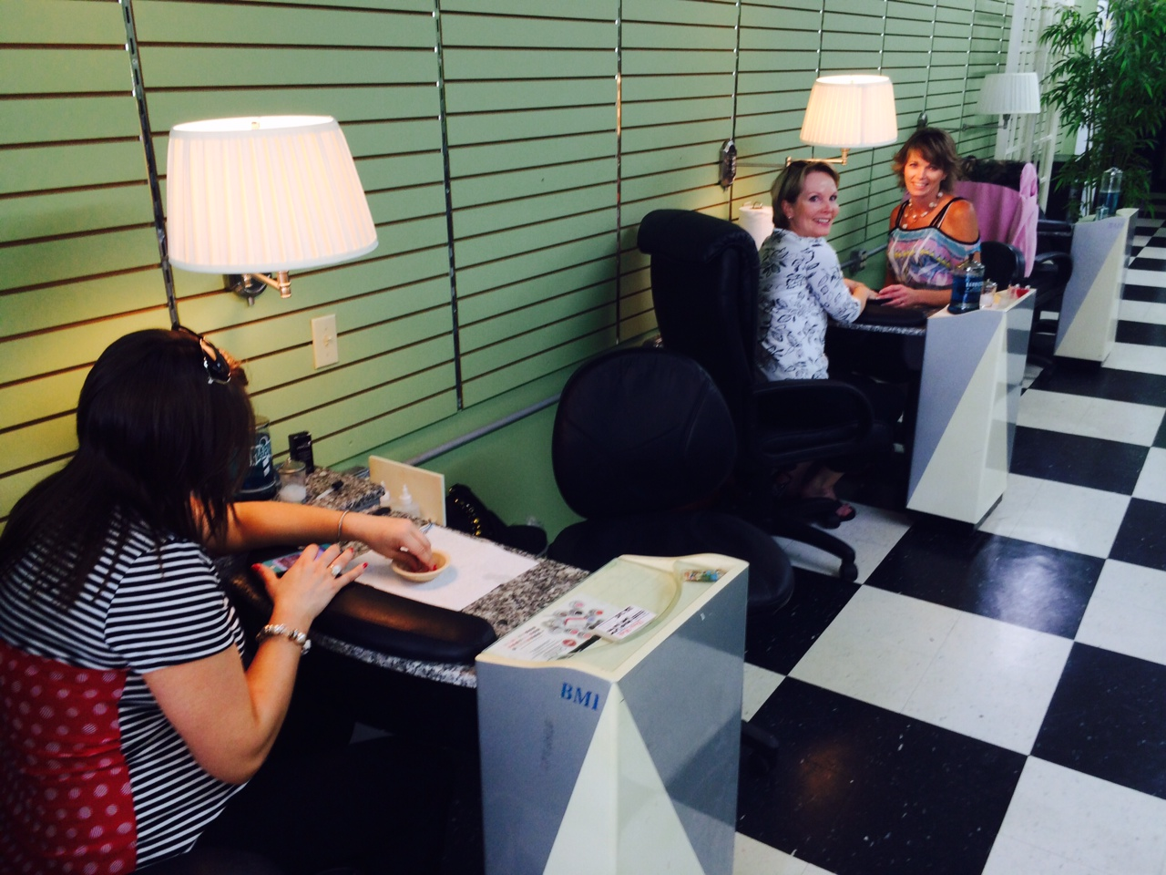 Oxfords Paris Nails Moves To New Location Expands Services