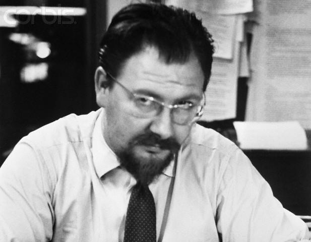 Portrait of Civil Rights Activist Paul Guihard