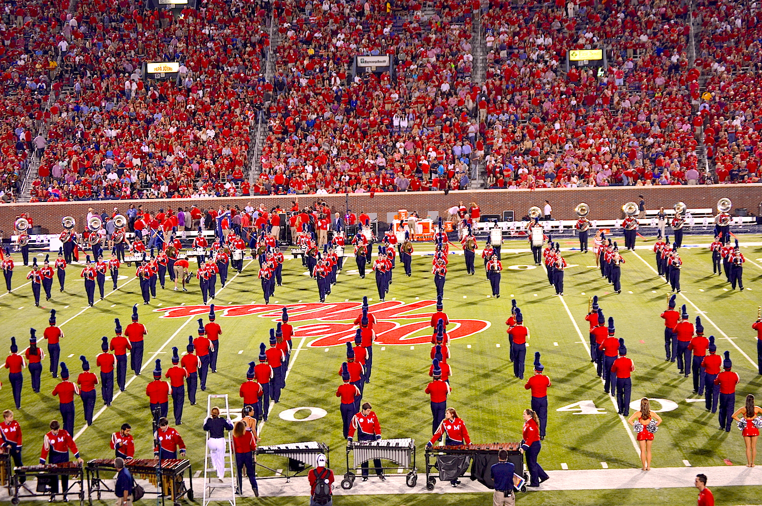 Pride Of The South Band Makes Powerful Music In Memphis