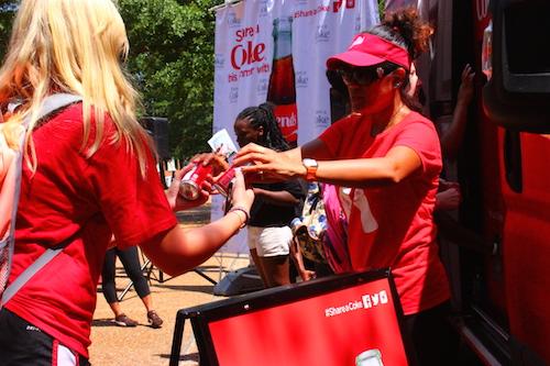 Saga Coca Cola