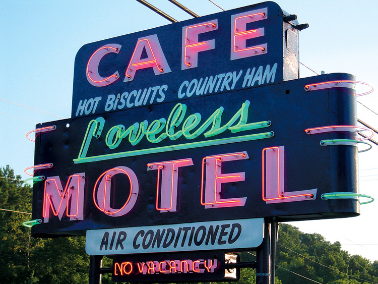 Loveless Café And Motel Southern Food At It S Finest Is Found The Known For Their Delicious Homemade Biscuits This Restaurant