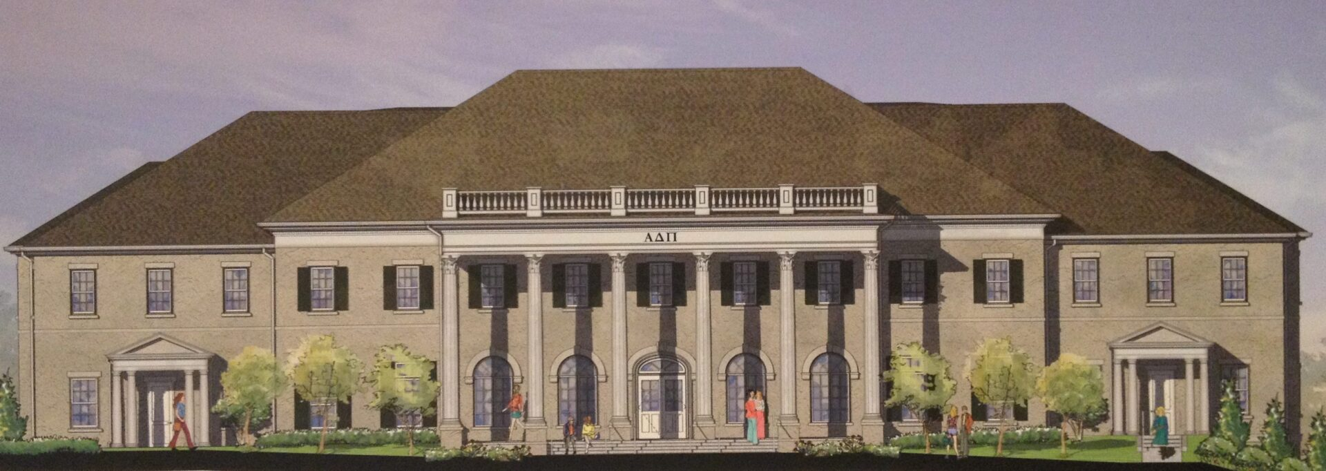 Alpha delta pi to break ground on new um sorority house hottytoddy