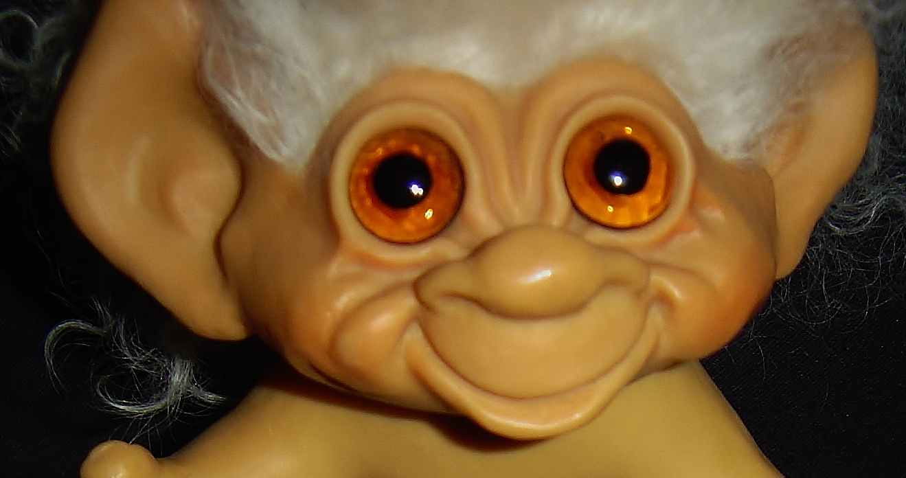 creepy toys we played with as kids finger light guff