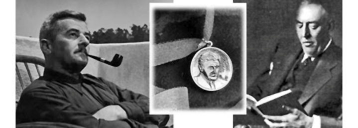 Words and Music prize medallion