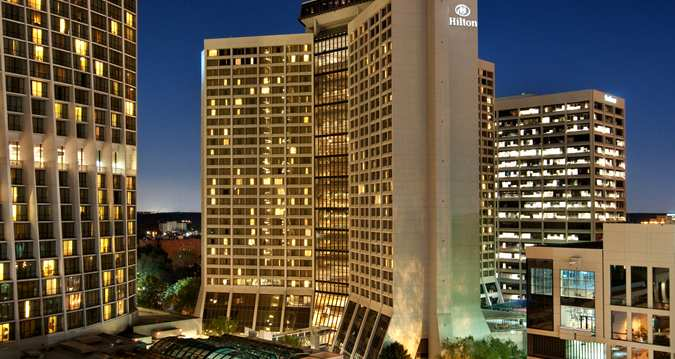 Welcome to the Hilton Atlanta