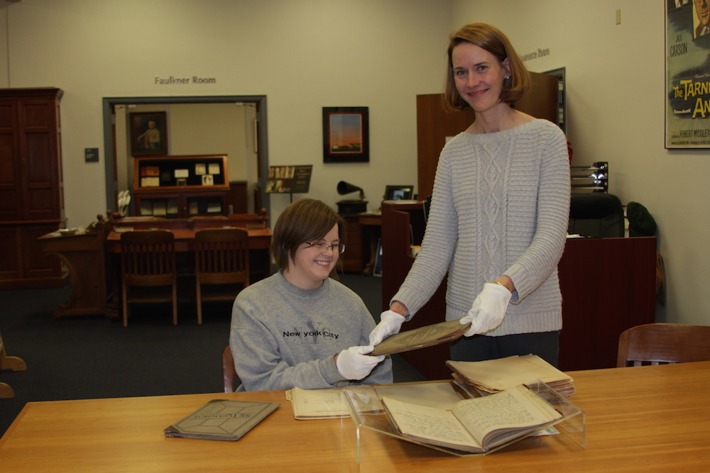 38df6296f47 ... has made a historic donation to the Department of Archives and Special  Collections at the University of Mississippi's J.D. Williams Library.