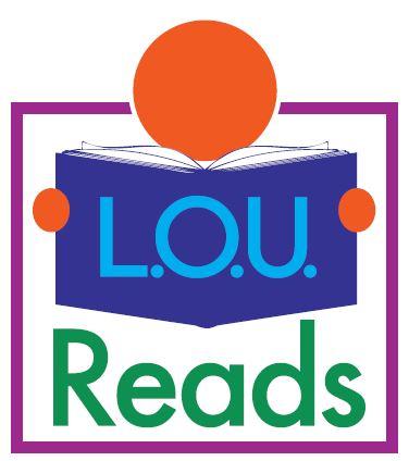 LOU Reads logo