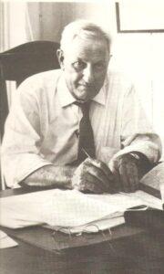 Judge J. W. T. Falkner, Jr.  Photo courtesy J. R. Cofield, The Cofield Collection