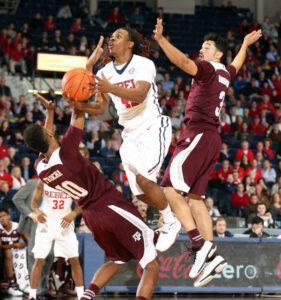 Photo courtesy Joshua McCoy, Ole Miss Athletics