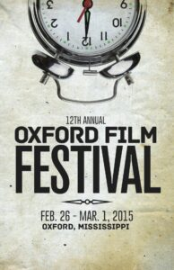 OFF 2015 poster