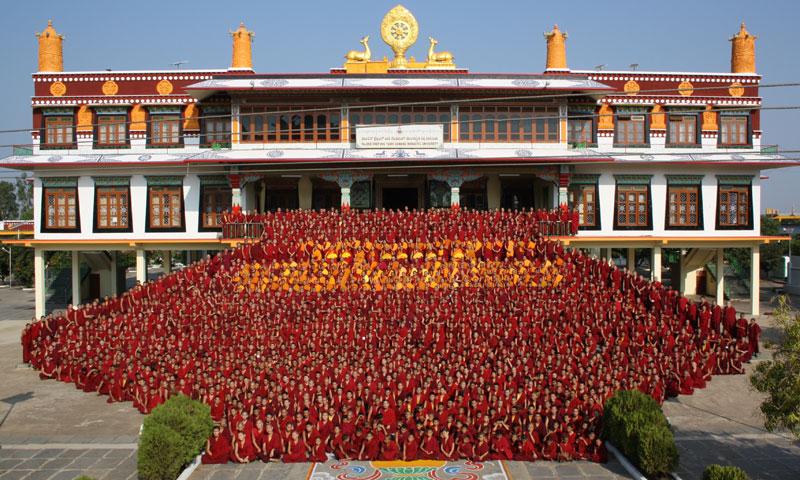 Kết quả hình ảnh cho drepung monastery