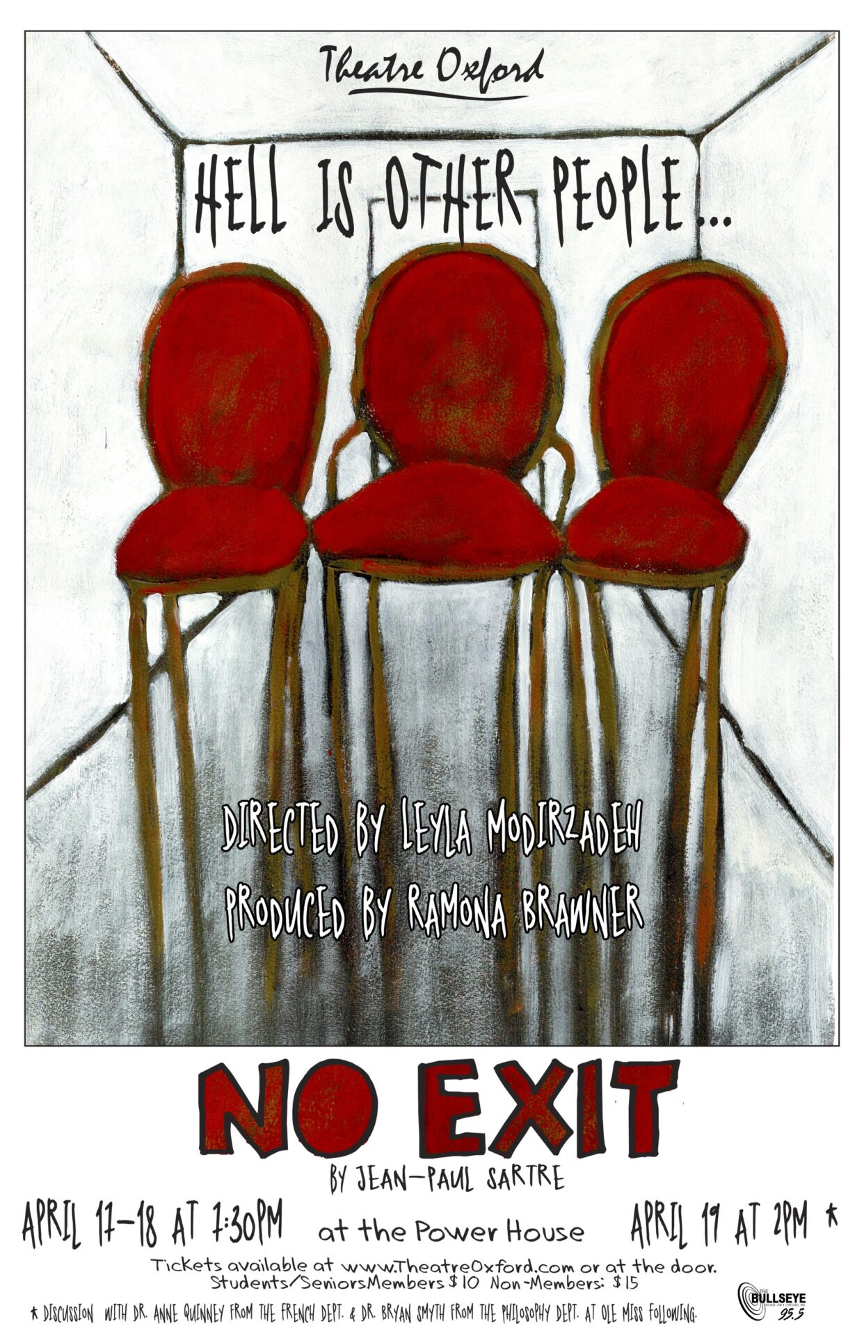 the description of hell in the play no exit by jean paul sartre [jean-paul sartre] -- in these four plays, jean-paul sartre, the great existentialist   no exit is an unforgettable portrayal of hell  description: 275 pages  21 cm.