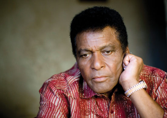 Black male Country Singers - Charlie Pride