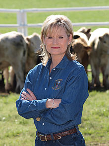Cindy Hyde-Smith Mississippi Agriculture Commissioner