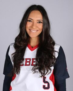 Junior Madi Osias Photo courtesy of Josh McCoy Ole Miss Athletics
