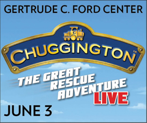 Ford Center_Chuggington