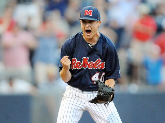Weathersby is a finalist for the C Spire Ferriss Trophy photo courtesy Josh McCoy Ole Miss Athletics