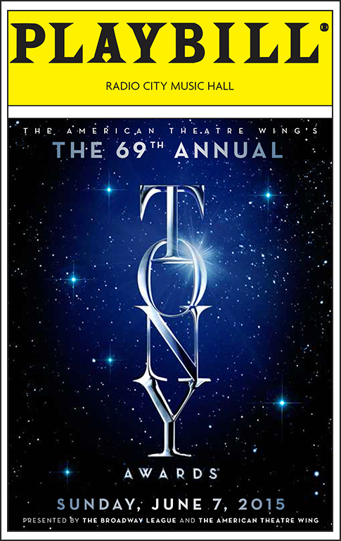 Kristin Chenoweth, Alan Cumming Host 69th Annual Tony ...