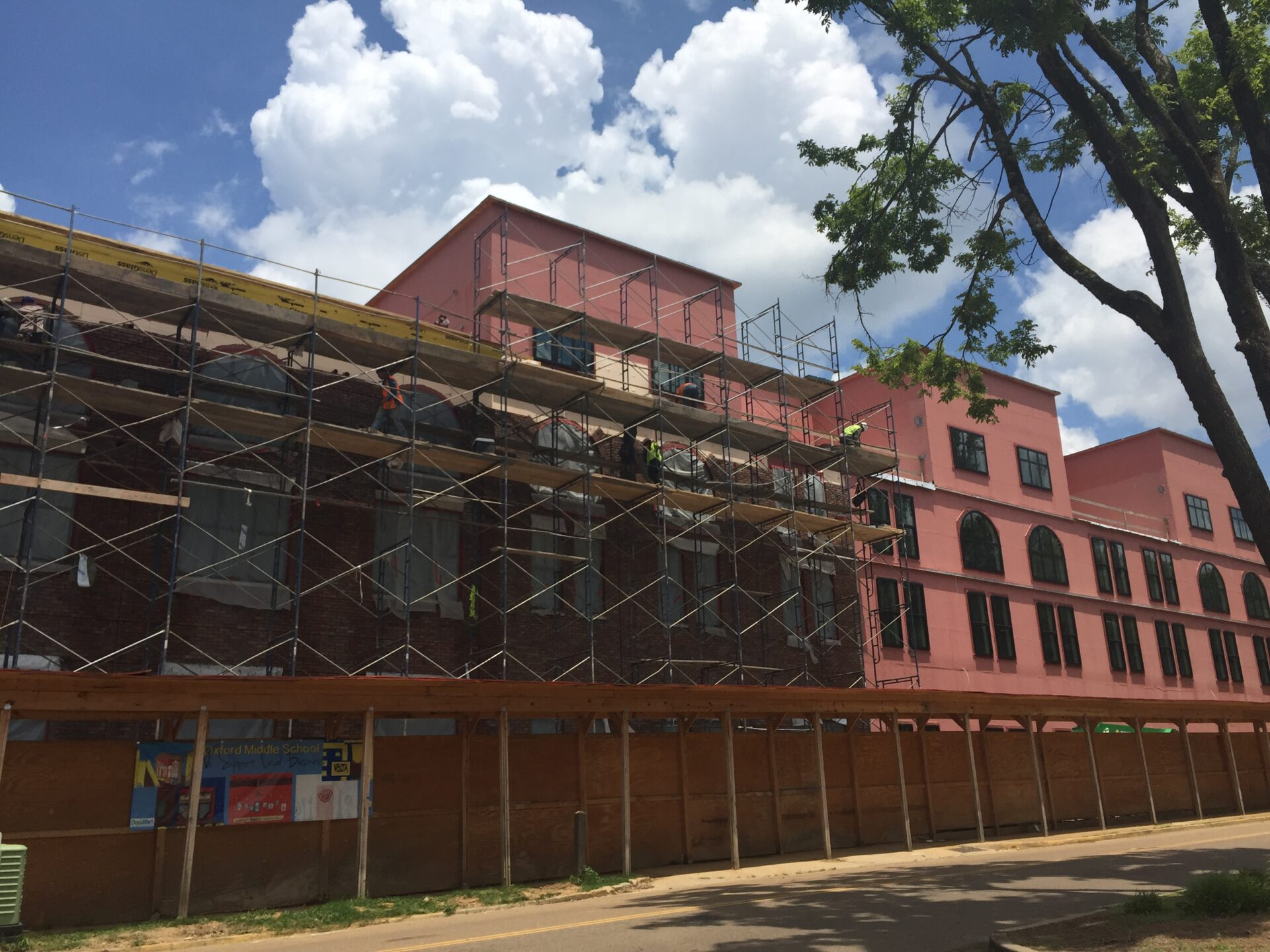 The Graduate Oxford Hotel On Square Is Slated To Open Just In Time For