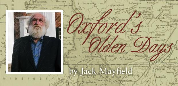 OxfordOldenDays