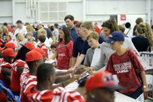 Photo by Joshua McCoy at Ole Miss Athletics