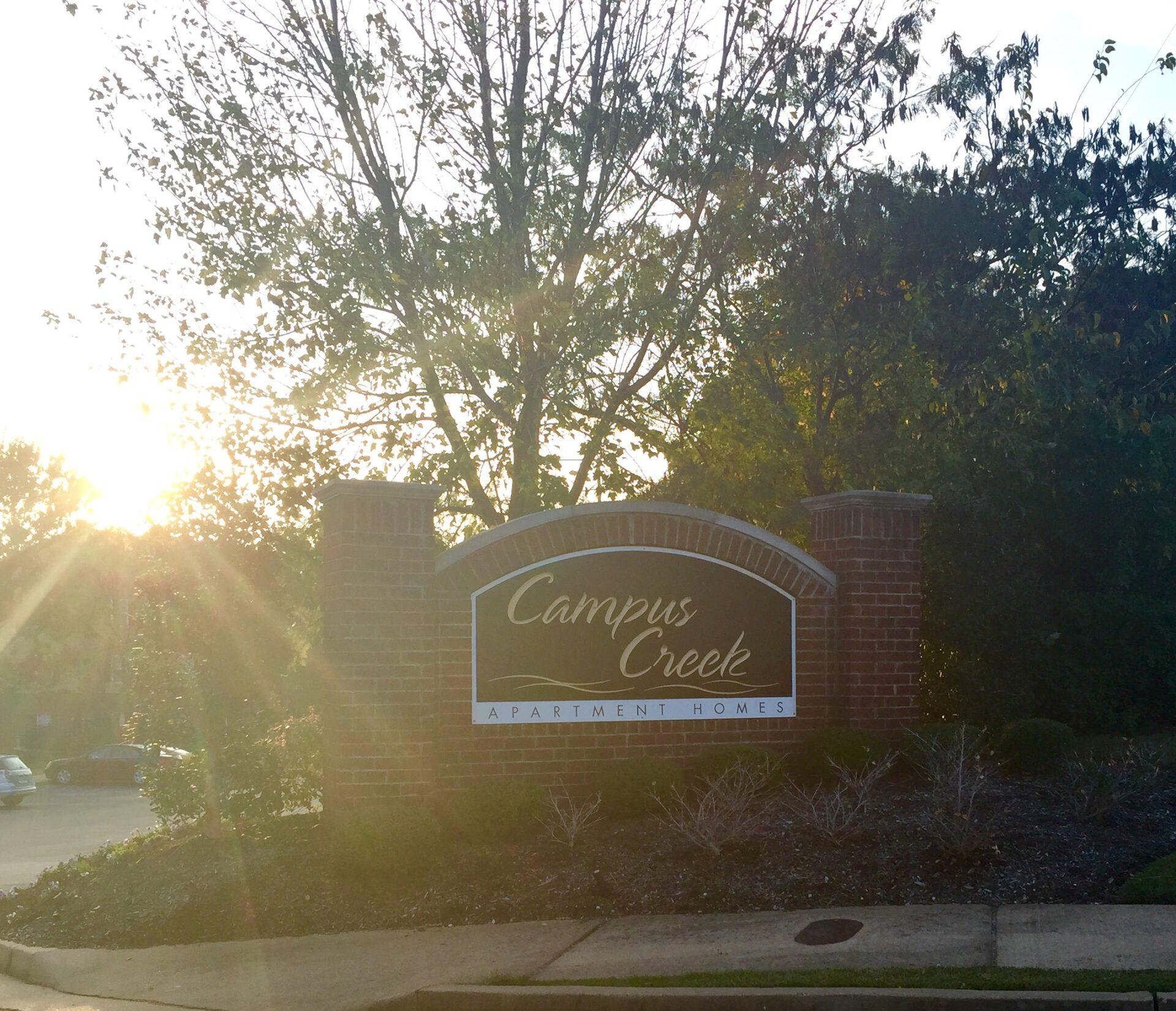 Campus Creek Apartments An Ole Miss Classic HottyToddy