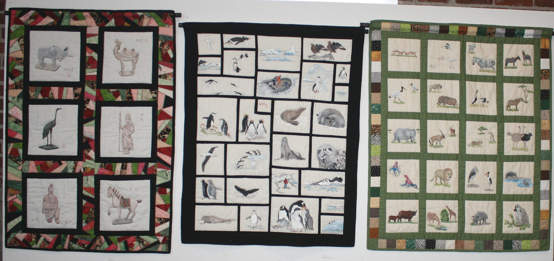 Quilts Take Center Stage At The Powerhouse Hottytoddy