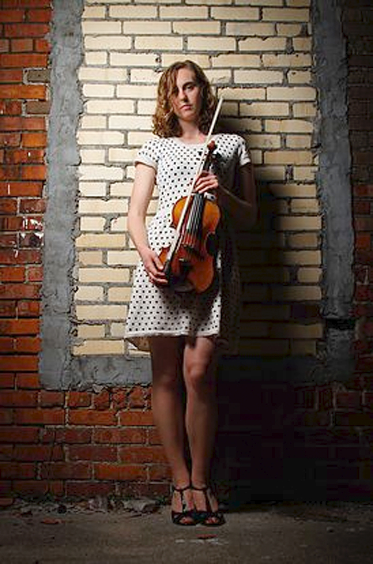 Alice Hasen Photo courtesy of blackwatertrio.com