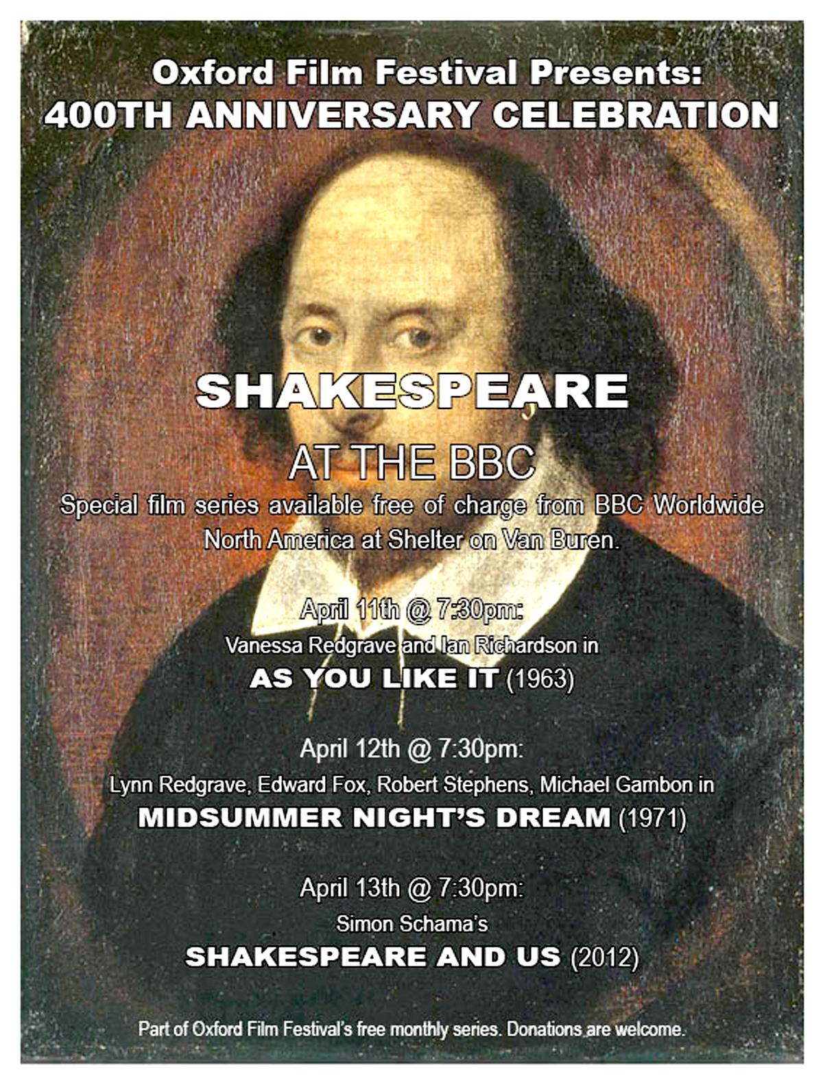 OXFF Shakespeare