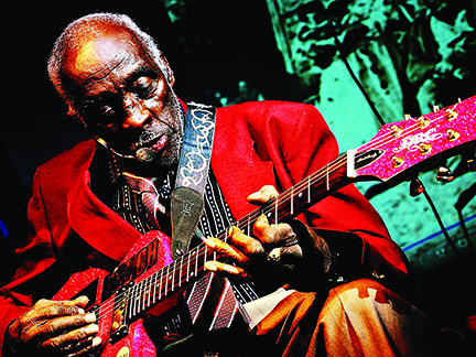 "Cannon Motors Oxford >> Bruce, Blues & BBQ Festival Celebrates Leo ""Bud"" Welch This Saturday - HottyToddy.com"