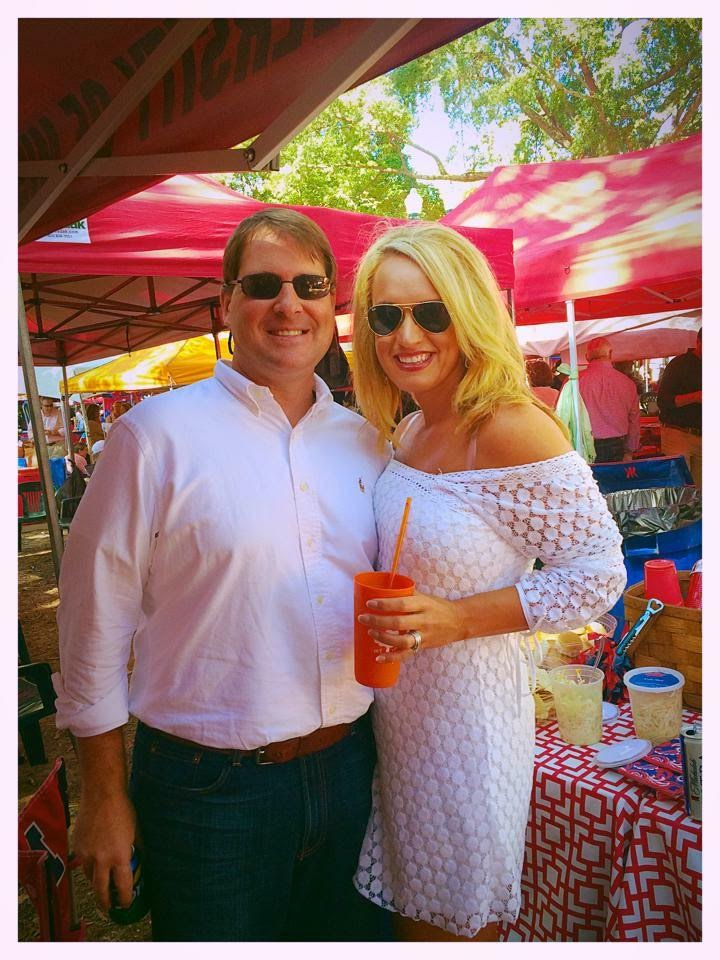 Scottie Nell Hughes and her husband Chris Hughes
