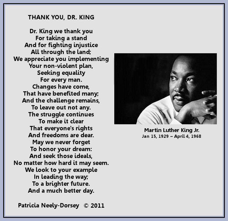 a a king poem