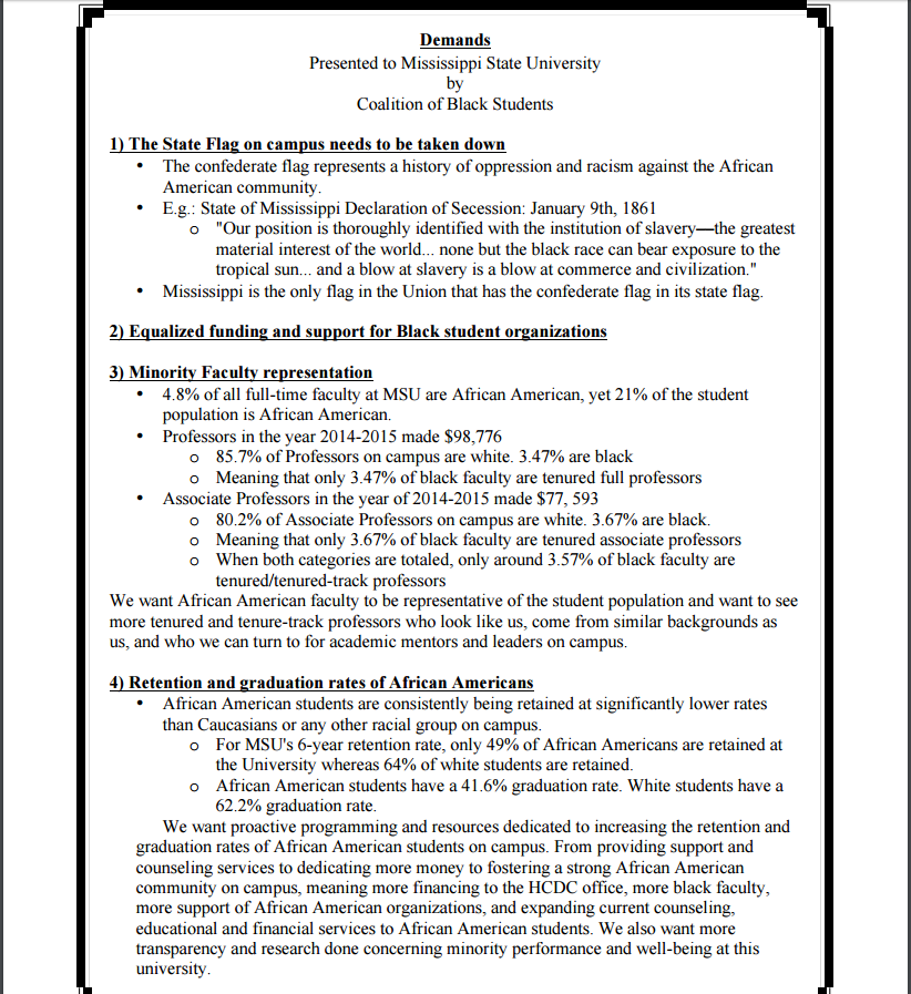 Documents provided by takeastandmsu.weebly.com