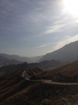 Afghani Mountainside. (Courtesy of Geoff Lynch)