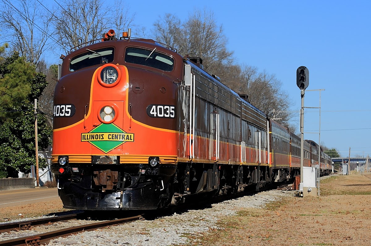 Grenada Railroad To Host Special Rail Event On June 5