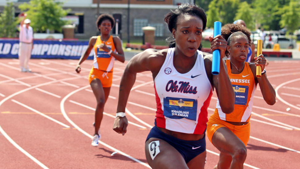 Khadijah Suleman (Photo by Joshua McCoy, @olemisspix)