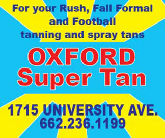 Oxford Super Tan