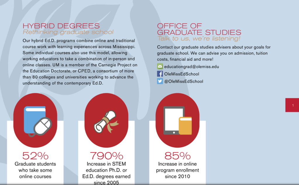 doctorate programs without dissertation