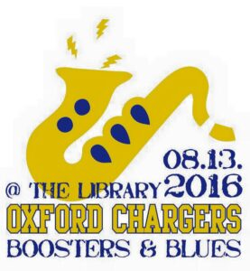 Graphic courtesy Oxford Charger Booster Club